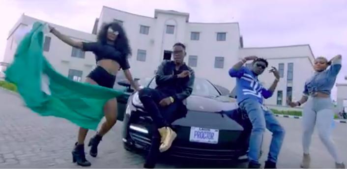 BK PROCTOR – Egwueji ft. JOJO (Official Video)