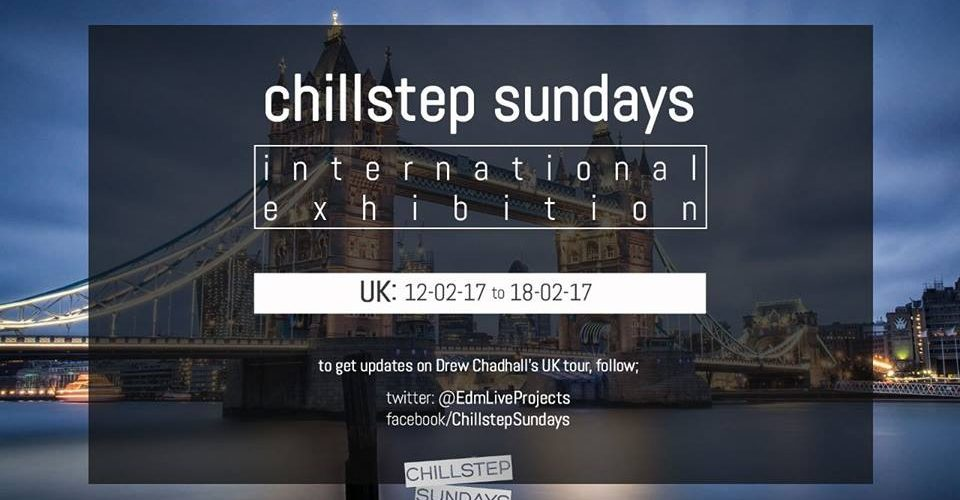 CHILL, STEP, THEN GO INTERNATIONAL