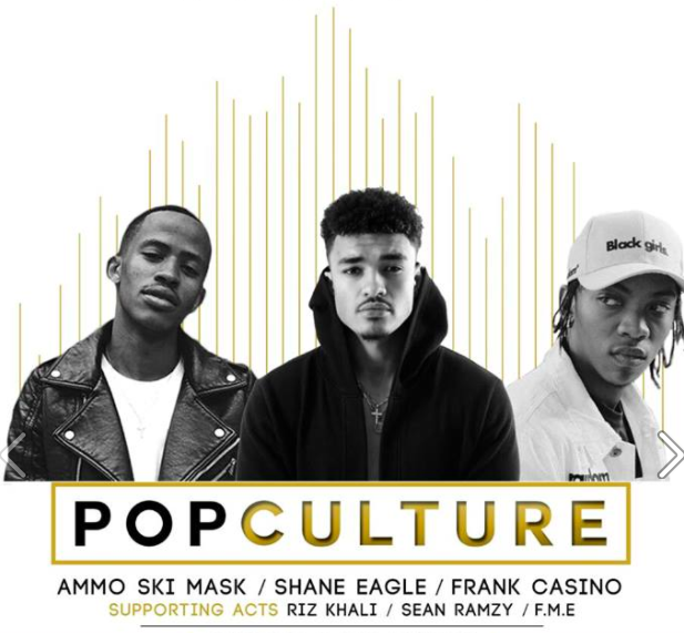 POP CULTURE BW [EVENT]