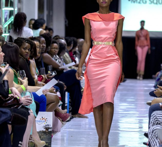 """POETRY MEETS FASHION AT THE 3RD ANNUAL FASHION WITHOUT BORDERS BOTSWANA 2017 """"True Fashion and Lifestyle Movement"""""""