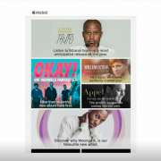 "Moonga K is ""Apple Music's Favourite New Artist of the Month!"" for April"