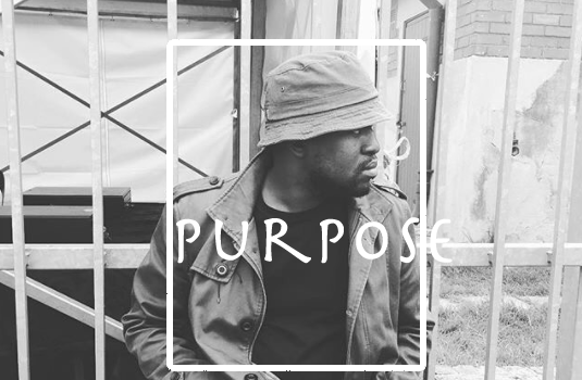 Searching for purpose: Part 1