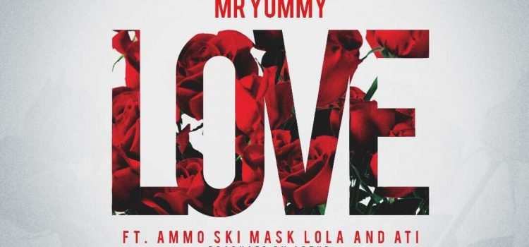 L.O.V.E. ft AMMo Ski Mask, ATI, Lola (Prod. by Artur)