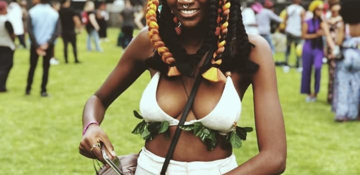Glotto spotted at AFROPUNK JHB