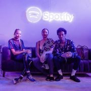 BW's musos spotted at the ZA Spotify party