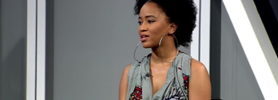 Singer Mpho Sebina on her soulful music