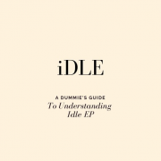 iDLE – A DUMMIE'S GUIDE TO Understanding iDLE [EP]