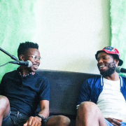 Kwaku & Fisa usher in the 'Delicious Podcast'