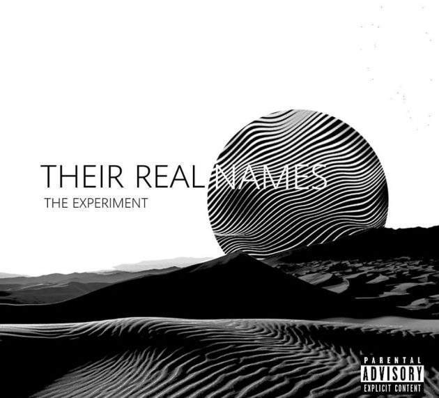 Their Real Names' 'The Experiment' EP is out