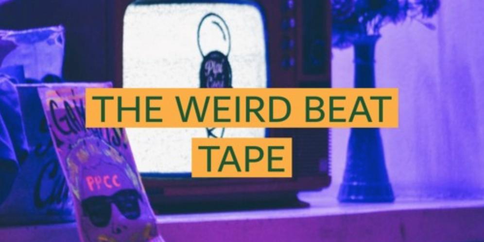 Bump MikhailGotWork's 'THE WEIRD BEAT TAPE'