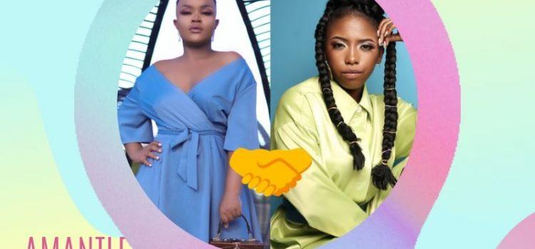 Amantle Brown🇧🇼's brand new single featuring Gigi LaMayne🇿🇦 drops tomorrow