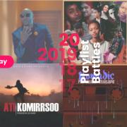 EBWSoundclash: May 2019 vs 2018 vs 2017
