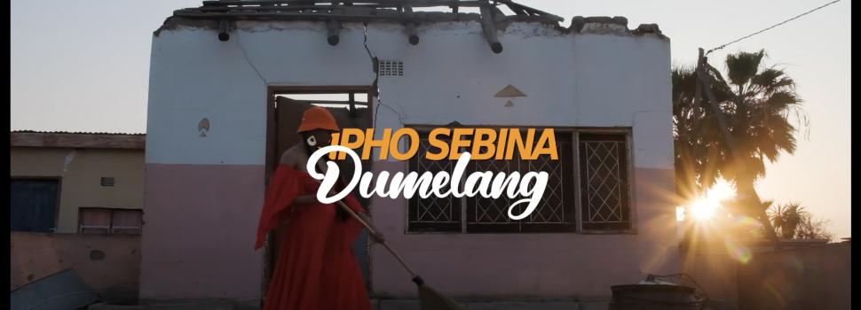 """Watch Mpho Sebina's """" Dumelang"""""""