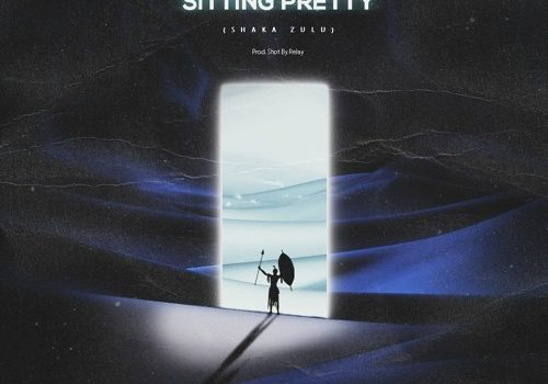"Kate the Aesthete is ""Sitting Pretty"", Shaka Zulu style"