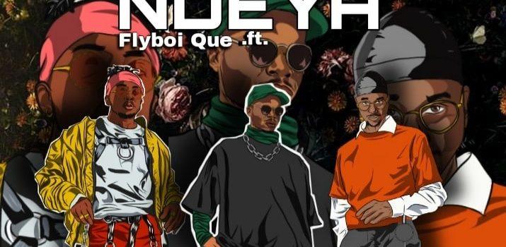 Stream Flyboi Que's Ndeya (feat. Jordan MoOzy & Luther October) – Single