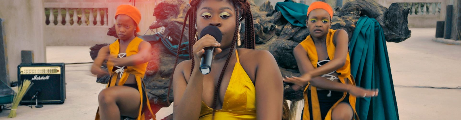 Watch Sampa the Great perform 'Final Form' live from Botswana as she bags awards at Australia's 2020 ARIA Awards