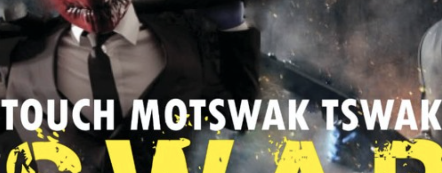 TOUCH MOTSWAK TSWAK ft RAC #SWAP (Prod. By Genhamour)