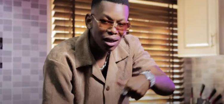 "Dintleonthetrack drops ""Ba Kae"" (Official Music Video)"