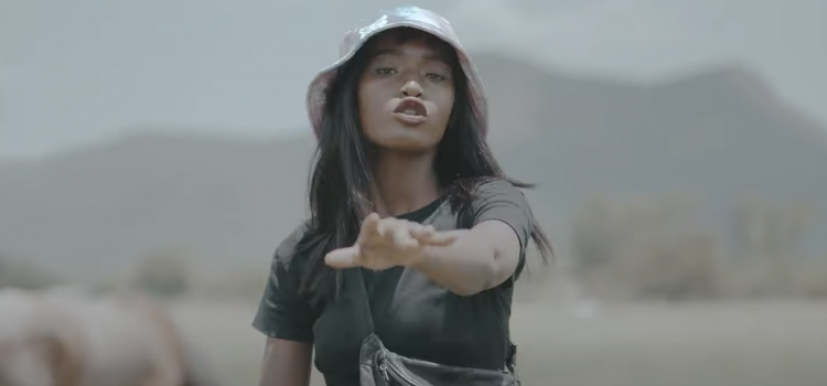 """Watch Kate the Aesthete's  """"Ke Mrepa Dawg (KMD)"""" featuring CoolNerrd (Official Music Video)"""