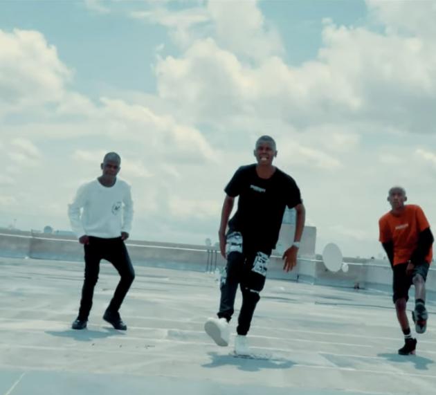 """Watch Gavin's """"PHIRI"""" feat. Thvmi & Maney (official music video)"""