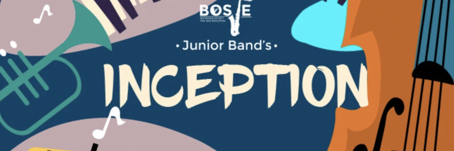 Listen to Bosje junior Band's 'Inception – EP'