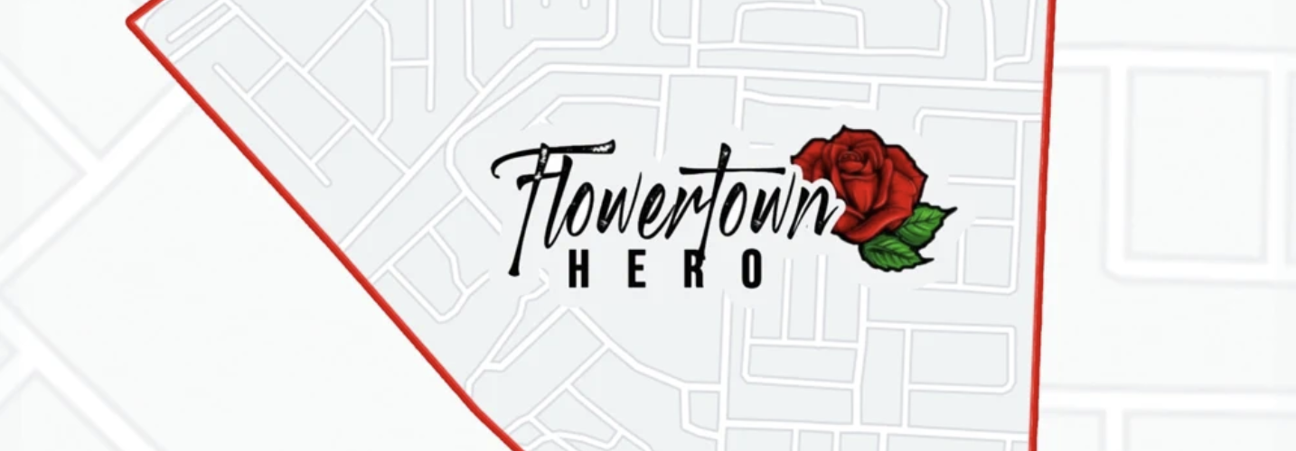 Stream 6eorge Staggz – 'Flowertown Hero' EP