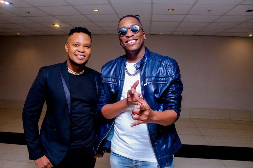 DJ IZZY AND MDU THA PARTY