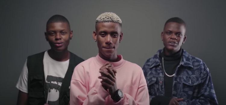 "Meet UBUNTU BAND in ""NgwanaMsetsana"", their debut single"