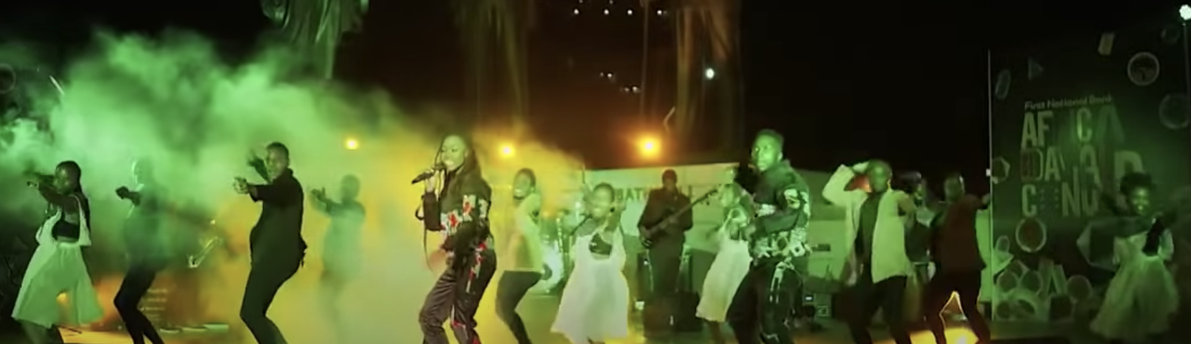 Watch Khoisan &  Mophato Dance Theatre's FNB Africa Day Performances