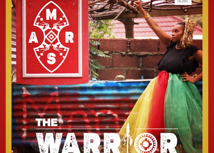 Jam to M.A.R.S' 'The Warrior' super project