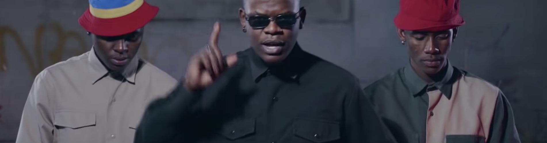 Watch Diamond Dust's 'Teemane Anthem' performed by UBUNTU BAND