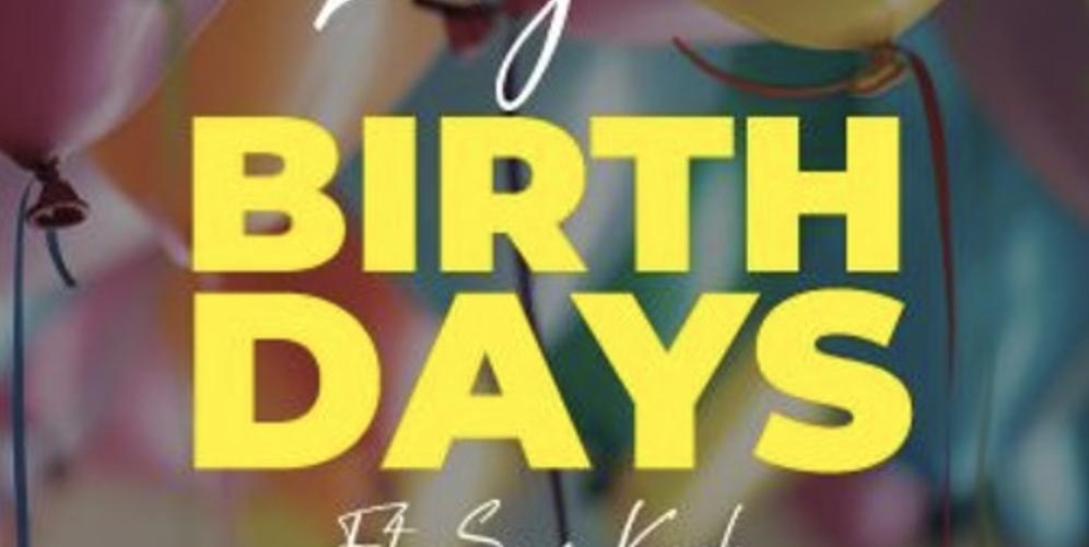 Legare – Birthdays Ft. Sam Kush