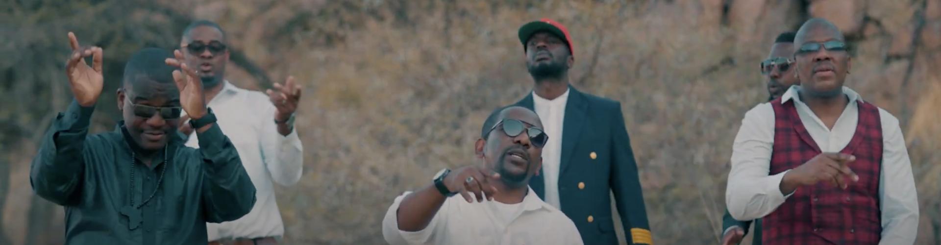 Watch C-RU's 'Knock Harder' – feat Magilo, Q-rap, Drak, HT & Apollo D