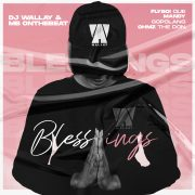 """Play Dj Wallay & MB OnTheBeat 's """"Blessings"""" feat. Flyboi Que, Mandy Gopolang & Ohmz The Don"""