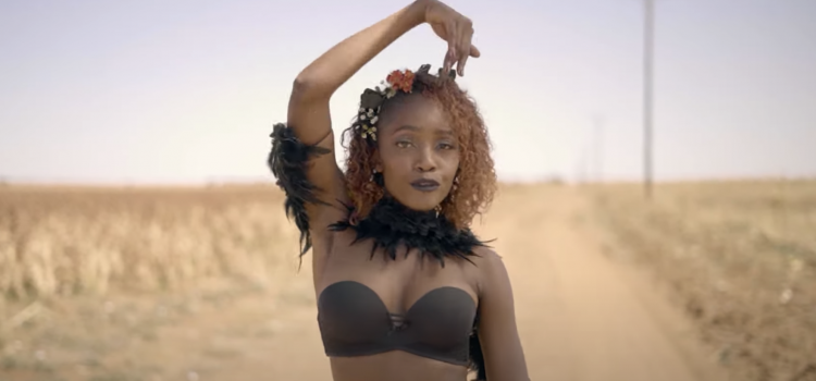 """Watch Dj Kuchi's """"Move"""" feat Thato Jessica (Official Video)"""